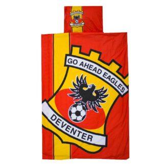 Rugtas rood Go Ahead Eagles