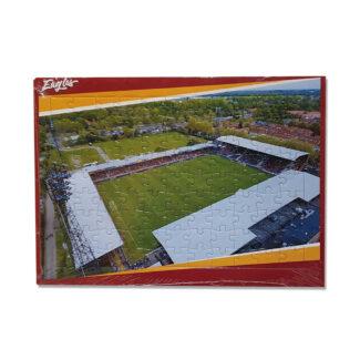 Sporty Bag rood/zwart Go Ahead Eagles
