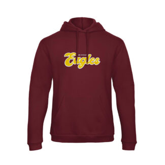 T-shirt zwart We are the Eagles