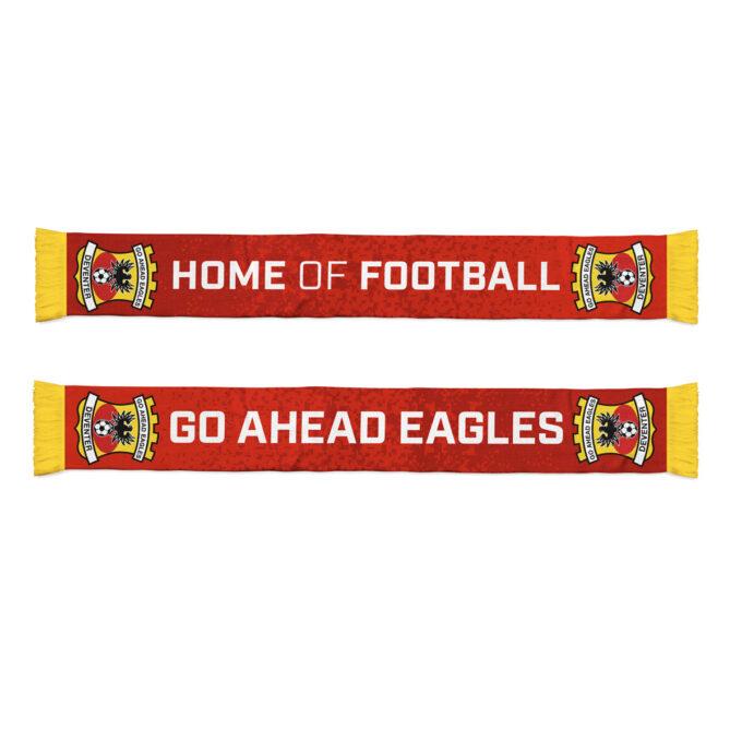 Sjaal Gae Homeoffootbal
