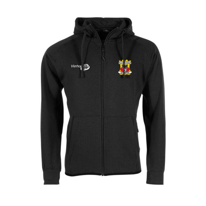 Go Ahead Eagles Zwarte Trainingsvest
